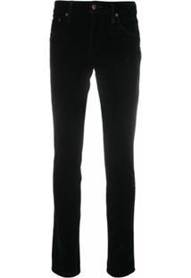 Marc Jacobs Calça Jeans Skinny Com Patch De Logo - Azul