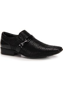 Sapato Social Masculino Jota Pe Air Phoenix - Preto