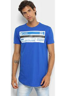 Camiseta Fatal Rappin Hood Alongada Masculina - Masculino