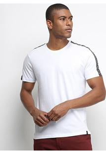 Camiseta All Free Masculina - Masculino-Branco