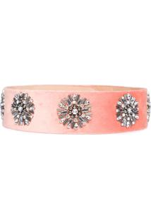 Cinto Feminino Pink Stars - Rosa