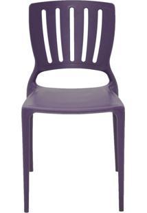 Cadeira Tramontina Sofia 92035/080 Lilas Se
