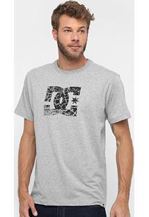 Camiseta Básica Dc Shoes Brokecon Masculina - Masculino