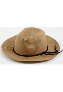 Chapéu Feminino Tira Trançada Marisa