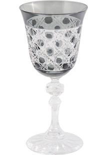 Taça De Cristal Lodz Para Vinho De 170 Ml Tarcho