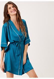 Robe Joge Robe Azul