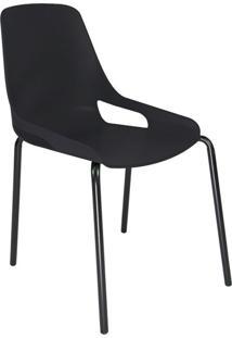 Cadeira De Cozinha Beau Preta