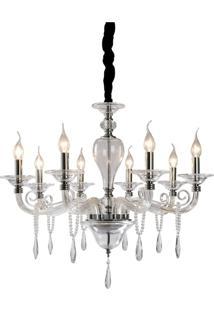 Lustre Lamp Show Salford Cristais - Kanui