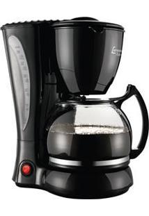 Cafeteira Elétrica Lenoxx Master Pca021 - Preta