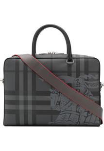 Burberry Bolsa Para Laptop Ainsworth - Preto
