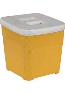 Lixeira Amarela