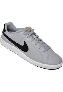 Tenis Casual Cinza Preto Court Royale Nike 60207023