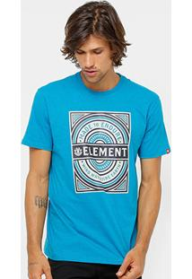 Camiseta Element Note Masculina - Masculino