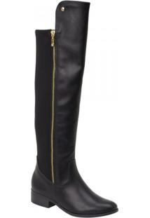 Bota Via Marte Over Knee Feminina
