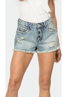 Shorts Jeans Miami Destroyed Jeans - Lez A Lez