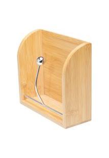 Porta-Guardanapos Bambus - Home Style