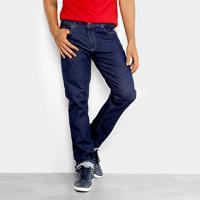 5274e7cc5cc50 Calça Jeans Slim Lacoste Fit Masculina - Masculino-Jeans