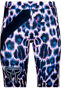 Bermuda Animal Print Spartanus Fightwear