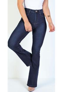 Calça Jeans Super Lipo Boot Cut Sawary