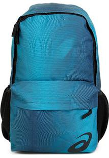 Mochila Asics Legends Backpack - Unissex-Cinza