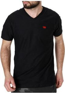 Camiseta Mx Zero Manga Curta Masculina - Masculino