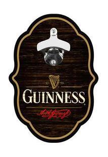 Abridor De Garrafa Colonial Cerveja Guiness