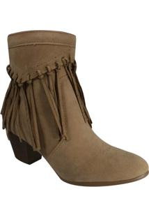 Bota Ankle Boot Rafaela Melo