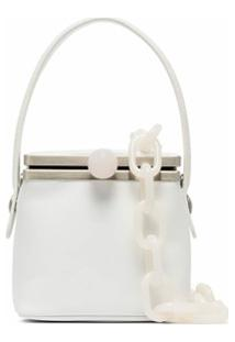 Gu_De Bolsa Box Dona Pequena - Branco