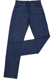 Calça Wrangler Azul
