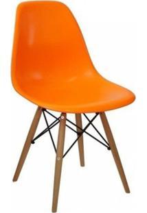 Cadeira Facthus Eiffel Charles Eames Laranja