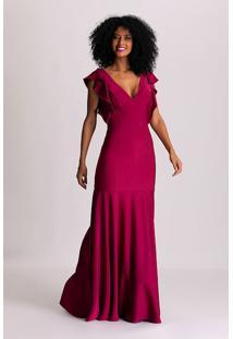 fdbec5179 Vestido Acetinado Crepe feminino | Shoelover