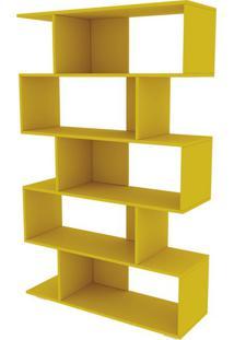 Estante Twister Amarelo