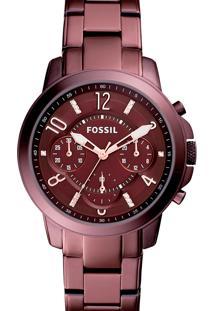 Relógio Fossil Feminino Es4136/4Nn