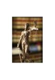 Painel Adesivo De Parede - Estátua Deusa Da Justiça - Direito - 1499Pnp