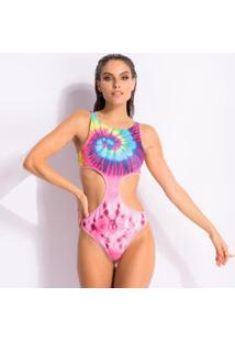 Body Superhot Phuket - Feminino-Rosa