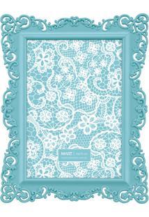 Porta Retrato Mart Dispenser Azul 10X15