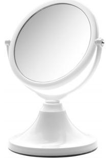Espelho Para Bancada Dupla Face Jolie Branco