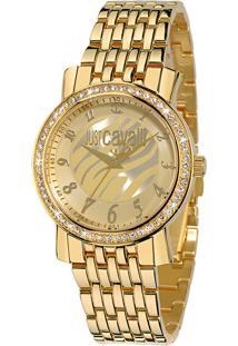 Relógio Just Cavalli Wj20242X Dourado