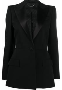Givenchy Blazer De Lã Com Botão Único - Preto
