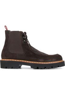 Bally Ankle Boot Lyons - Marrom