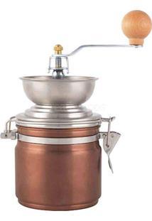 Moedor De Cafe Aco Inox 1,5X18,5Cm Cobre Creative Tops