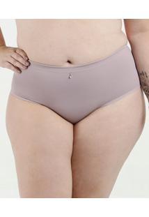 Calcinha Feminina Alta Plus Size Dilady