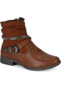 Ankle Boots Dakota Castanho