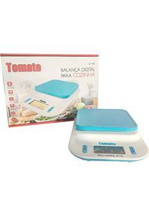 Balança De Cozinha Precisão 1G Até 15 Kg Sf 440 Tomate
