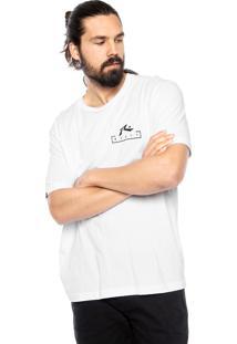Camiseta Rusty Picture Branca