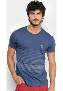 Camiseta Hang Loose Silk Gradstripe Masculina - Masculino