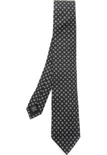 Dolce & Gabbana Gravata De Seda Estampada - Estampado