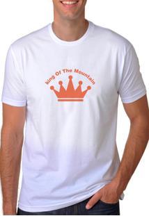 Camiseta Trilha Camisetas King Of The Branca