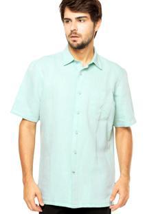 Camisa Nautica Verde