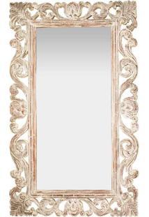 Espelho Com Moldura Pátina Bali